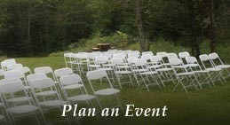 Mounthaven Resort offers a scenic outdoor Mt. Rainier event venue